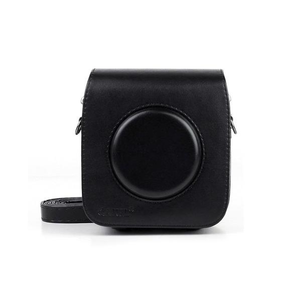 Câmera Pu Couro Saco Para Instax Spuare Sq10 / Sq20 Vintage