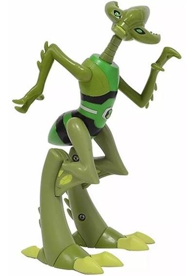 Boneco Figura De Ação Crashhopper Ben 10 Sunny