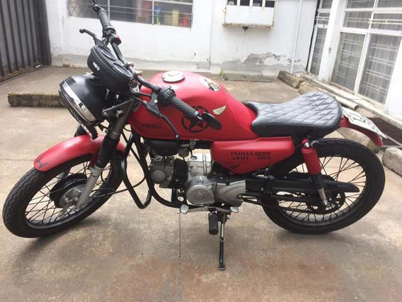 Hero Honda Café Racer 100cc Como Nueva