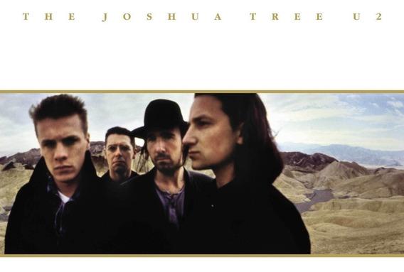 U2 The Joshua Tree 2017 Deluxe Edition Cd X 2 Nuevo