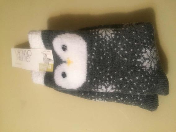 Calcetines A Media Pantorrilla De Pingüino