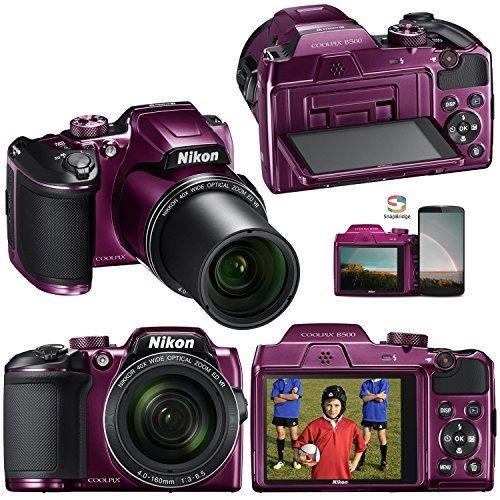 Câmera Digital Nikon Coolpix B500 16mp - Pronta Entrega