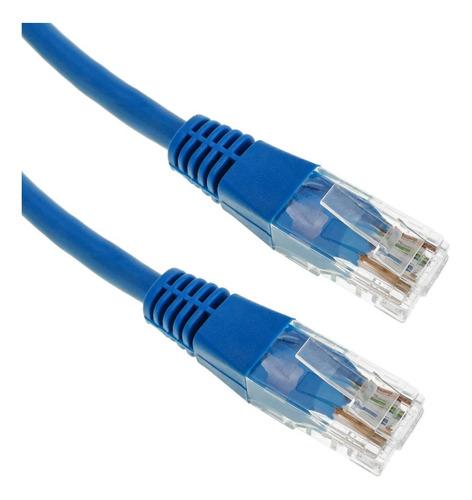 Cable Lan De Red Ethernet Utp Cat5e - 10 Metros - Sertel