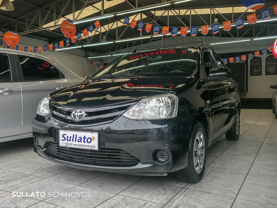 Etios 1.3 Xs Hatch Unica Dona