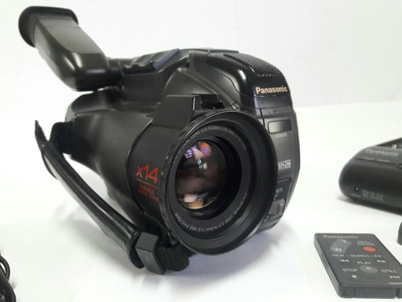 Filmadora Vhs Panasonic - Sucata