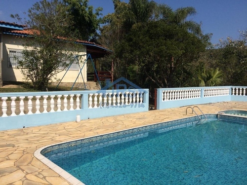 Imagem 1 de 30 de Chácara Com 2 Dormitórios À Venda, 5200 M² Por R$ 640.000,00 - Zona Rural - Mairinque/sp - Ch0053