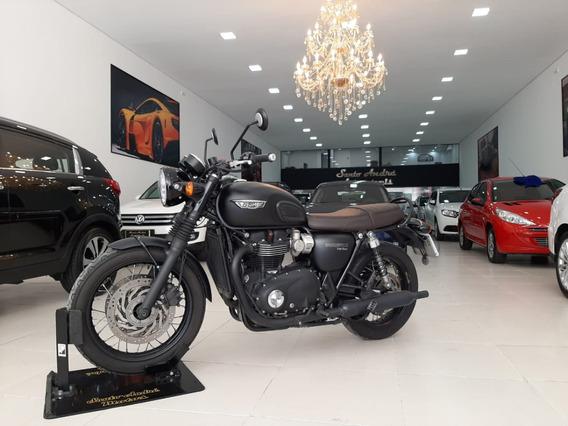 Triumph Bonneville T 210 Black 2019 11.000kms