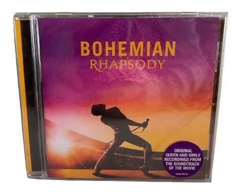 Queen  Bohemian Rhapsody Cd Europeo Nuevo Musicovinyl