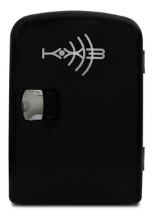 Mini Refrigerador Geladeira Portátil Cores Kx3 12v 4,5 Litro