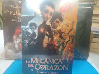 Trilogía La Mecánica Del Corazón, Mathias Malzieu
