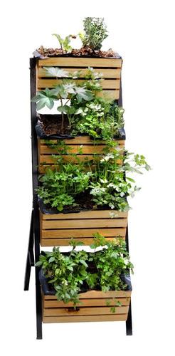 Módulo Vertical Cultiva Hortalizas - Aprovecha El Espacio