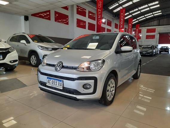 Volkswagen Up Move 5ptas 1.0 2017