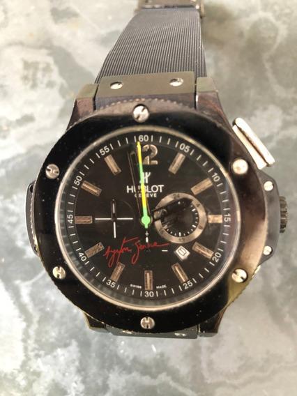 Relógio De Pulso Masc. Hublot - Ayrton Senna