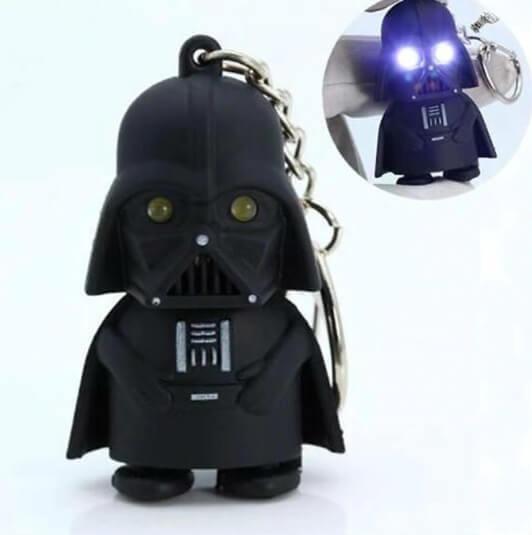 Chaveiro Darth Vader Com Led