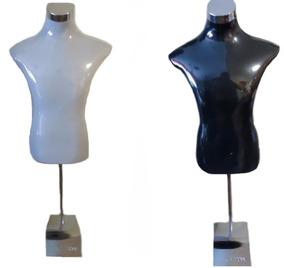 Maniquí Hombre Con Base Exhibición Vestuario (envío Gratis)