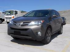 Toyota Rav4 Xle 2015 Bronce