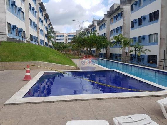 Apartamento Com 2 Dormitórios À Venda, 49 M² Por R$ 125.000 - Parque Capibaribe - São Lourenço Da Mata/pe - Ap1190