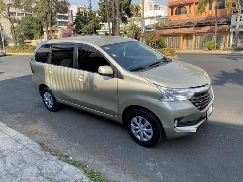 Toyota Avanza  Le 2016 Premium Automatica