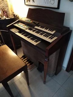 Órgano Wurlitzer Antiguo Reliquia Funcionando!!!