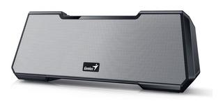 Parlante Genius Bluetooth Mt 20 P Portatil Jack 3.5 Mm + Sd