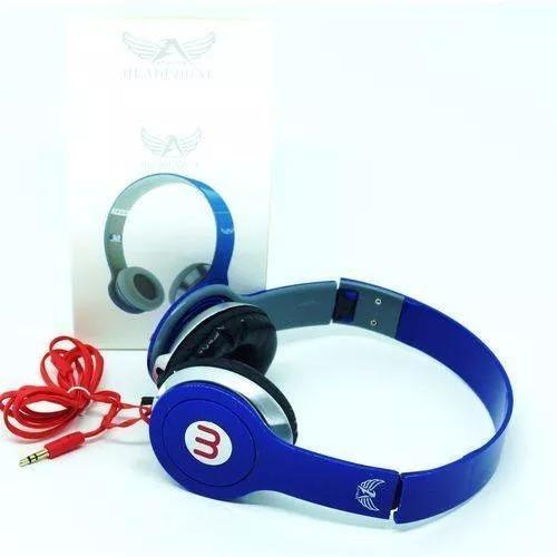 Fone Ouvido Stéreo Música P2 Áudio Headphones Dobrável A-567