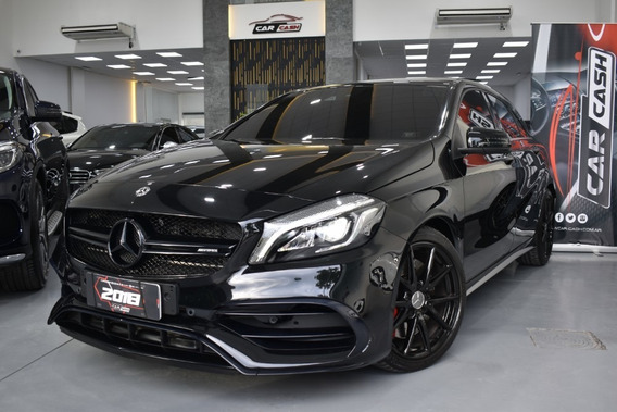 Mercedes Benz A45 Amg 381cv - Car Cash
