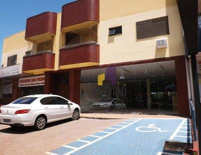 Sala Comercial Para Locação, Pacaembu, Cascavel - Sa0147. - Sa0147