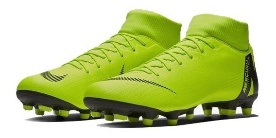 Chuteira Nike Mercurial Superfly 6 Academy Fg/mg Campo