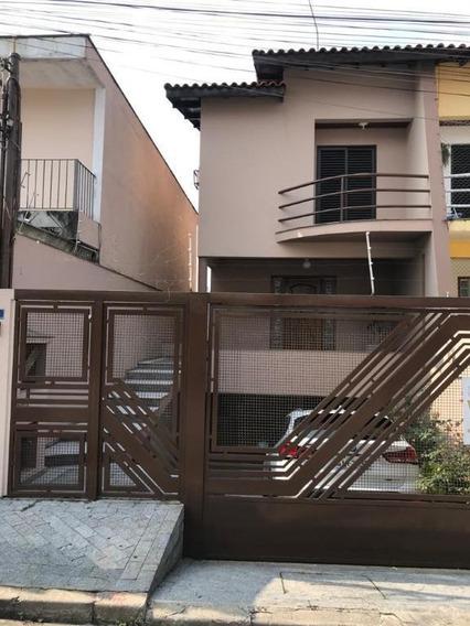 Sobrado Com 4 Dormitórios Para Alugar, 330 M² - Jardim Santa Mena - Guarulhos/sp - So3336