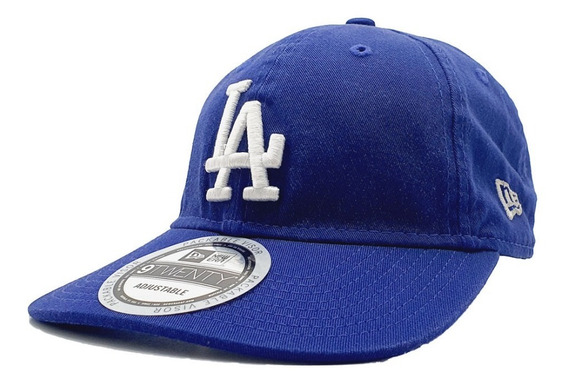 Gorra Los Angeles Dodgers Mlb New Era Azul Rey