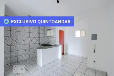 Apartamento No 2º Andar Com 1 Dormitório E 1 Garagem - Id: 892892464 - 192464