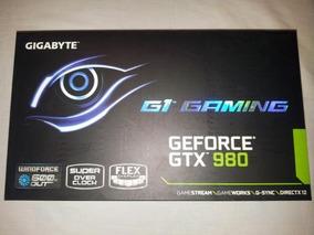 Placa De Vídeo Gigabyte Gtx 980 G1 Gaming