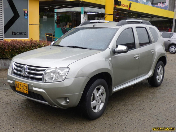 Renault Duster Dynamique 4x2 At