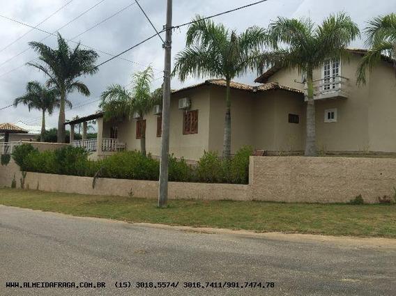 Casa Em Condomínio Para Venda Em Sorocaba, Araçoiaba Da Serra, 4 Dormitórios, 1 Suíte, 2 Banheiros, 3 Vagas - 604