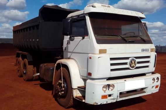 Vw 23220 6x2 Truck Caçamba Basculante 23-220