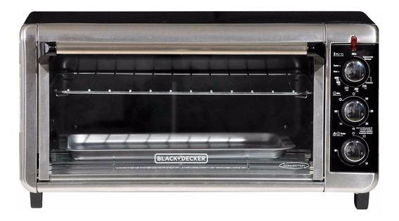 Horno Electrico Black+decker To3251xsb 30 L 1500w Conveccion