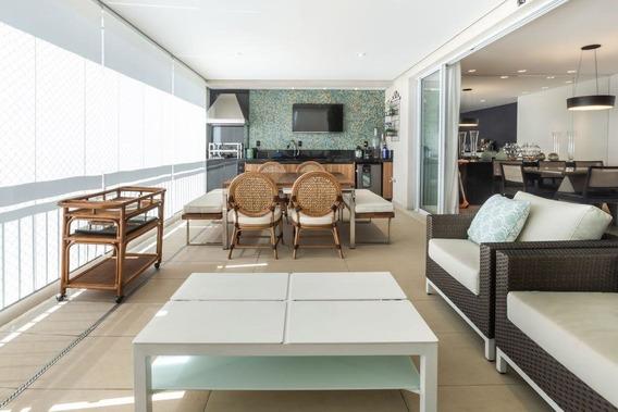 Apartamento Residencial À Venda, Tatuapé, São Paulo. - Af17740