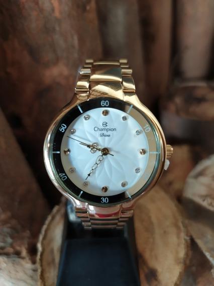 Relógio Feminino Champion Mod Cn25234h/original/nf/garantia