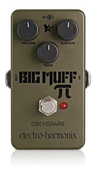 Pedal Electro Harmonix Green Russian Pi Big Muff C/ Nf-e