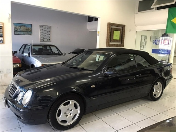 Mercedes-benz Clk 320 3.2 Elegance Cabriolet V6 Gasolina 2p