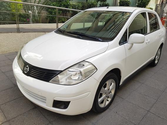 Nissan Tiida 2013 Advance, Estandar, Seminuevo!!! Equipado