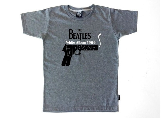Remera Beatles Happiness (hombre) Vitalogy Web