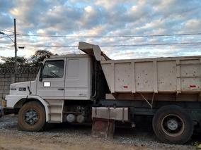Scania Traçada 6x4, Transmissão Gr 800 388 Cavalos