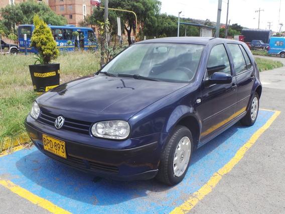 Volkswagen Golf Mt 1600 Cc Aa