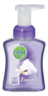 Espadol Dettol Jabon En Espuma Vainilla X 250ml