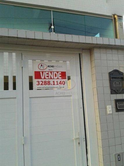 Casa À Venda, Vila Valença, São Vicente. Quadriplex Com Preparo De Elevador E 6 Suítes, 4 Vagas, Alto Padrão! - Ca1327