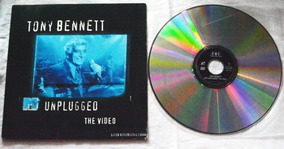Tony Bennett Unplugged Mtv The Video Laserdisc