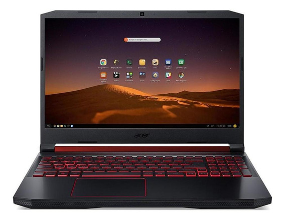 Notebook Gamer Acer An515-54-58cl Ci5 8gb 1tb 128gb Gtx1650