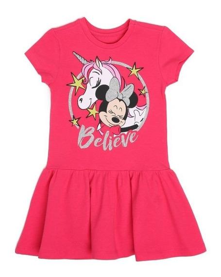 Vestido Minnie Disney Talle 3 Nuevo!!!