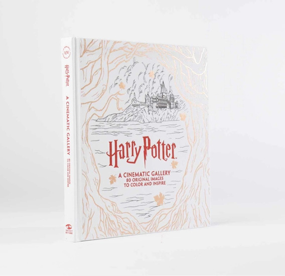 Livro Harry Potter a Cinematic Gallery